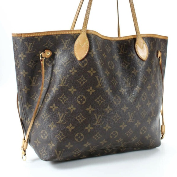 Louis Vuitton Handbags - Louis Vuitton Monogram Coated Canvas Neverfull PM